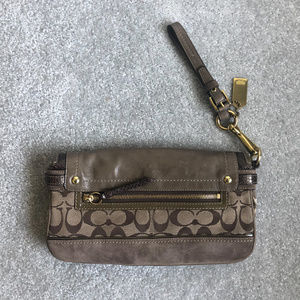 Coach Bags - Limited Edition Coach Clutch